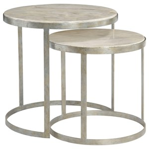 Bernhardt Interiors - Accents Tiffin Nesting Tables