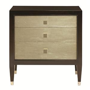 Bernhardt Interiors - Aurelia 3 Drawer Nightstand