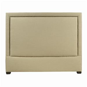Bernhardt Interiors - Beds Twin Morgan Panel Headboard