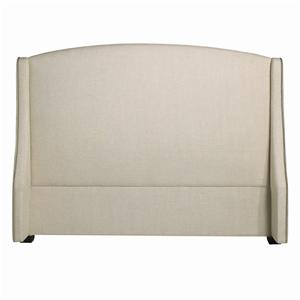 Bernhardt Interiors - Beds King Cooper Wing Headboard