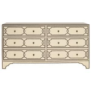 Bernhardt Interiors - Cabrillo Nailhead Dresser