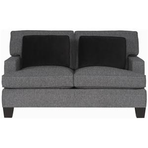 Bernhardt Interiors - Denton Loveseat