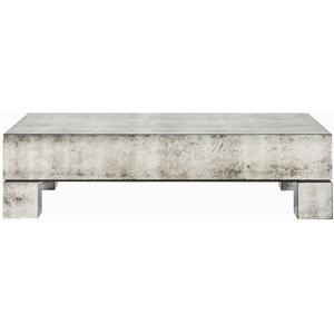 Bernhardt Interiors - Estelle Rectangular Cocktail Table