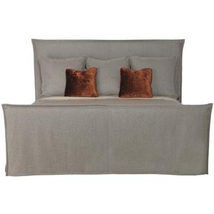 Bernhardt Interiors - Gerston King Upholstered Bed