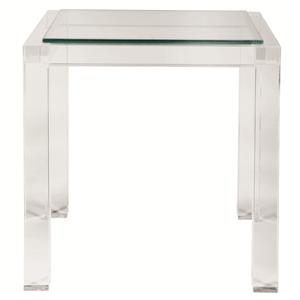Bernhardt Interiors - Moderne Square End Table