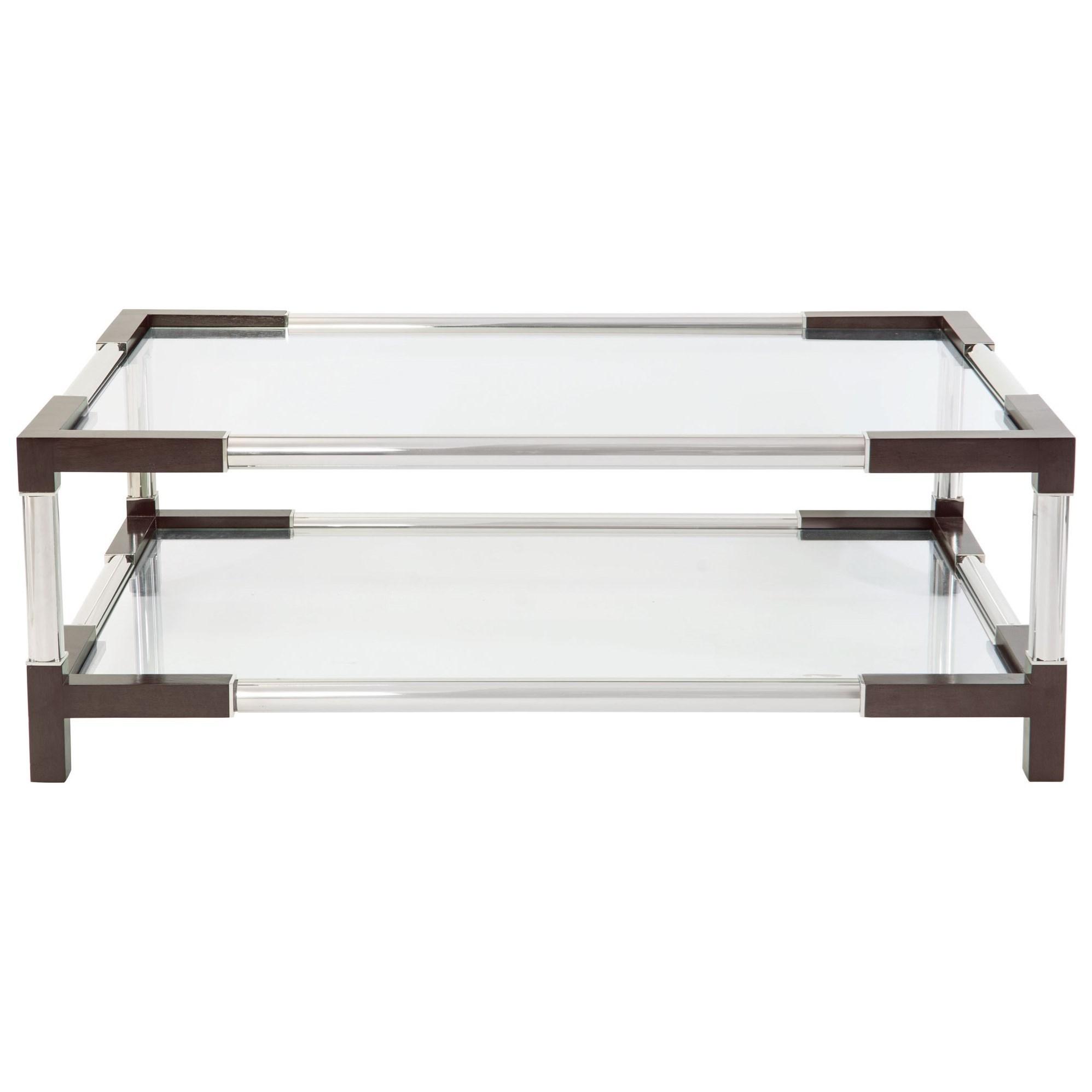 Bernhardt Interiors - Accents Mason Cocktail Table - Item Number: 366-021