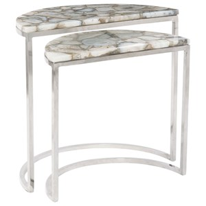 Bernhardt Interiors - Accents Benitez Nesting Tables