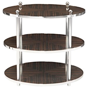 Bernhardt Interiors - Accents Costa Round End Table