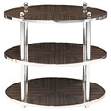 Bernhardt Interiors - Accents Costa Round End Table - Item Number: 366-103