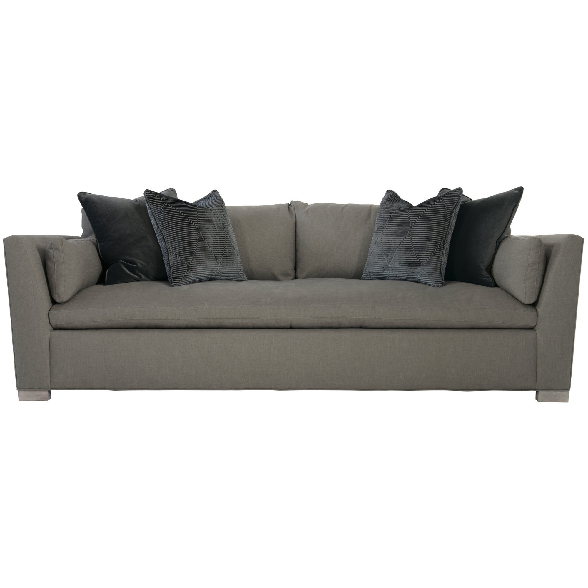 Brilliant Bernhardt Interiors Serenity N6128B Contemporary Sofa With Home Interior And Landscaping Ponolsignezvosmurscom
