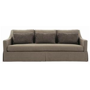 Bernhardt Interiors   Sofas N2097 Albion Sofa With Skirted Base | Baeru0027s  Furniture | Sofas