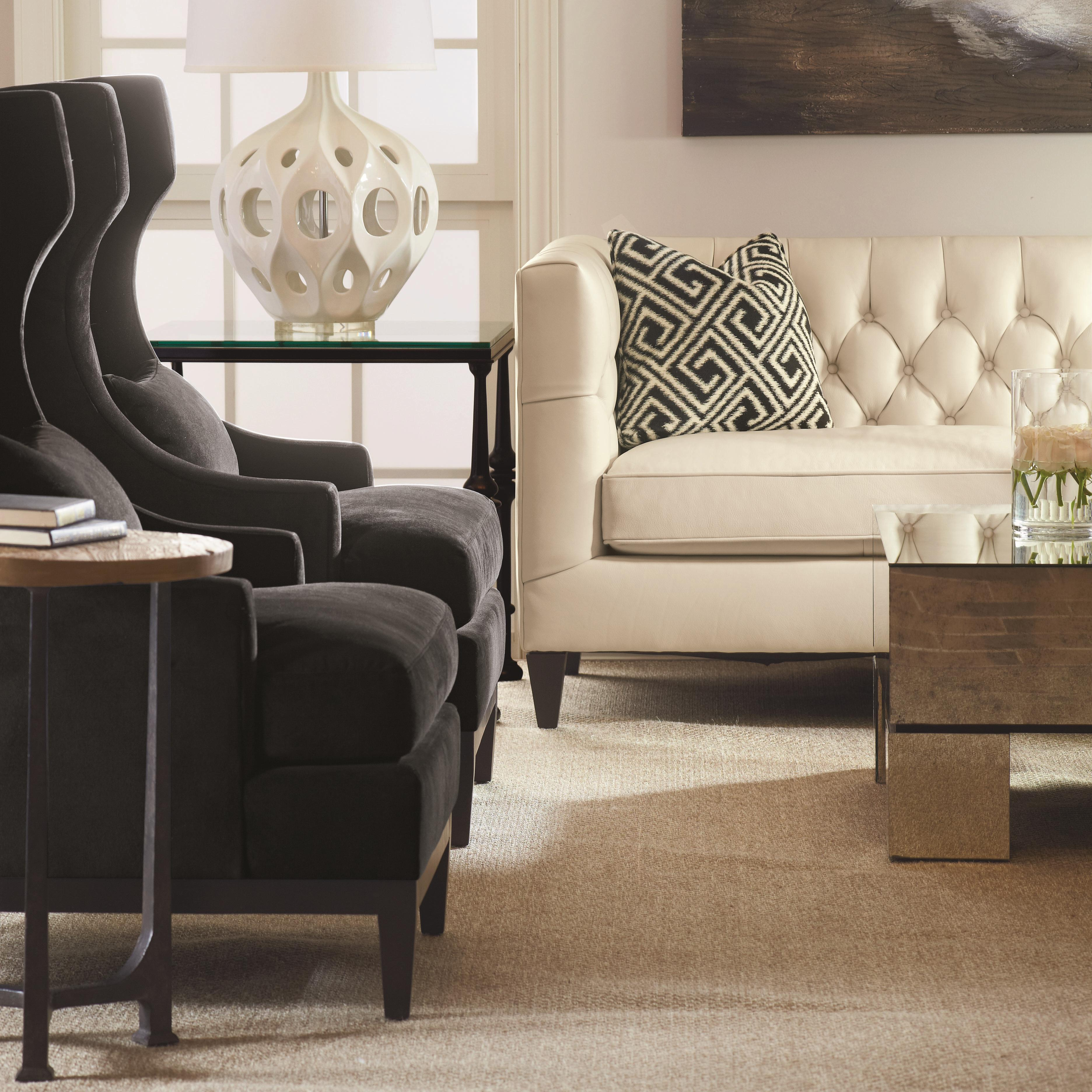 Bernhardt Interiors Sofas N8817l Transitional Styled