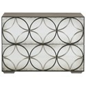 Bernhardt Interiors - Valonia Drawer Chest - Item Number: 382-228