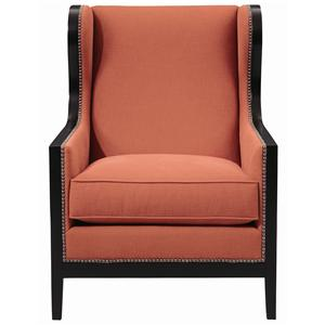 Bernhardt Interiors - Chairs Kercher Chair