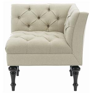 Bernhardt Interiors - Chairs Salon Corner Chair