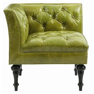 Bernhardt Interiors-Chairs Salon Corner Chair