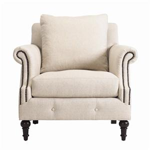 Bernhardt Interiors - Chairs Angelica Chair