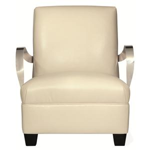 Bernhardt Interiors - Chairs Markham Chair