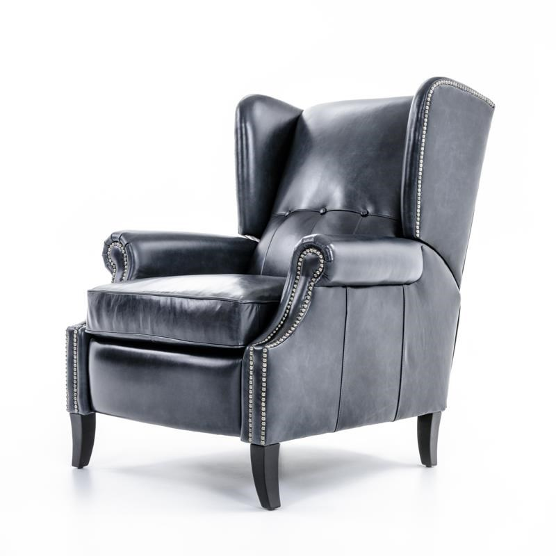 bernhardt jeremy 113rlo wing chair with decorative tufts