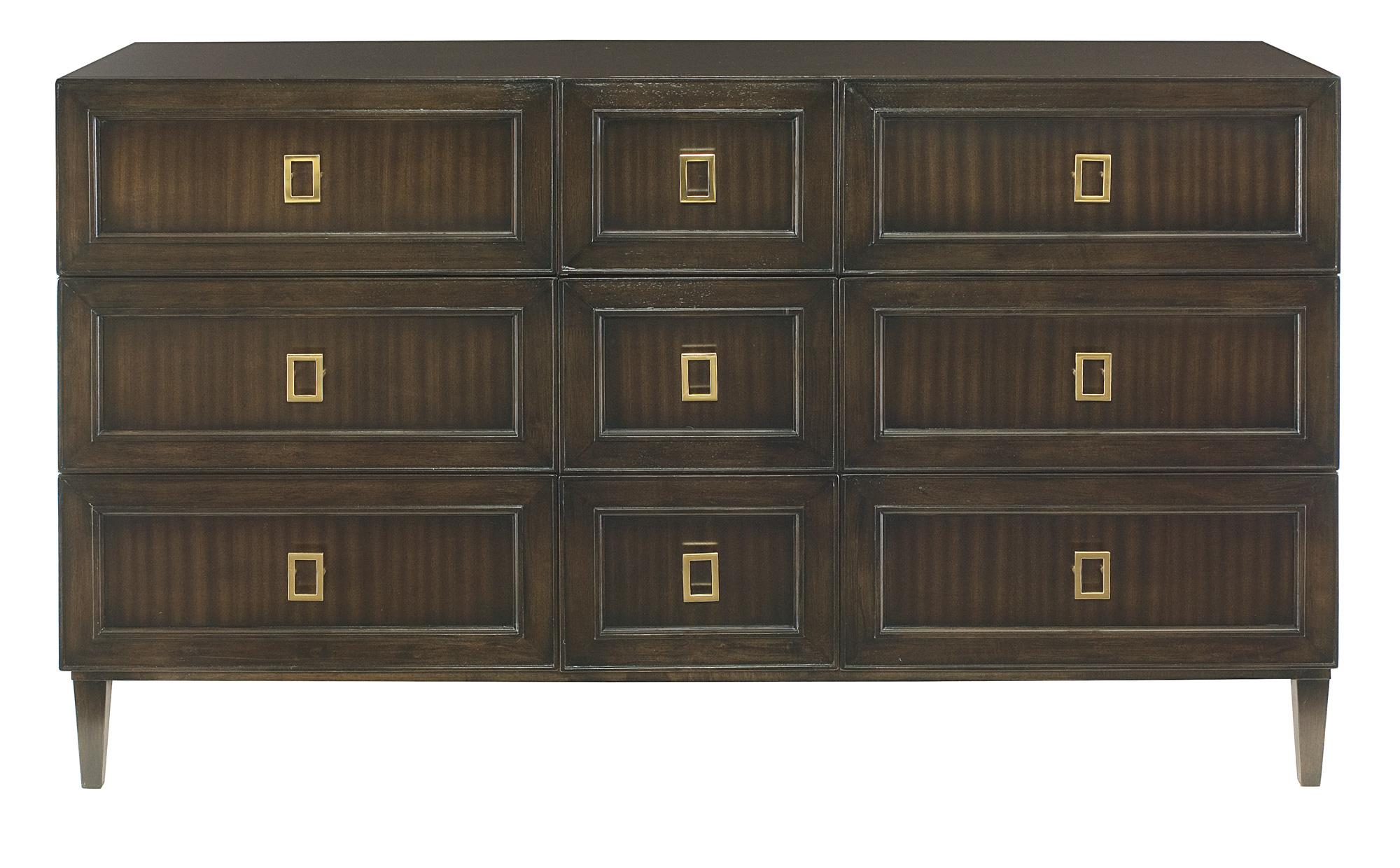 Bernhardt Soho Soho 9 Drawer Dresser - Item Number: 356-053