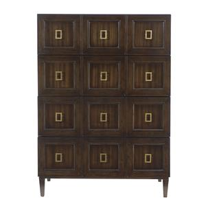 Bernhardt Jet Set Drawer Chest
