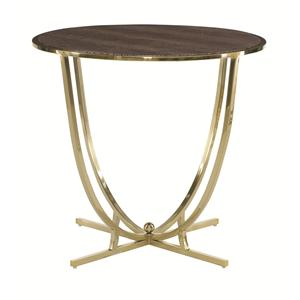 Bernhardt Jet Set Round End Table