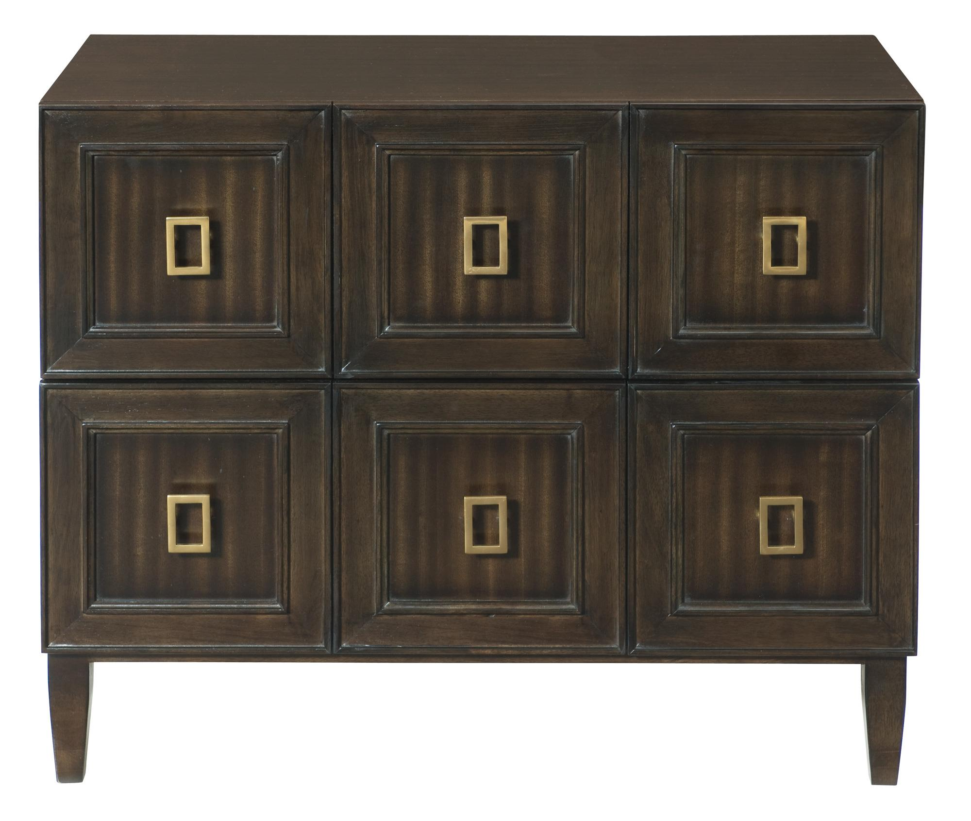 Bernhardt Soho Soho Bachelor's Chest - Item Number: 356-232