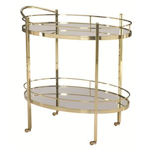 Bernhardt Jet Set Serving Cart