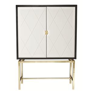 Bernhardt Jet Set Bar Cabinet