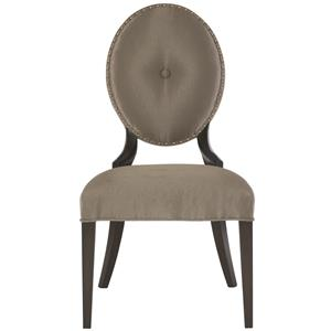 Bernhardt Jet Set <b>Customizable</b> Side Chair