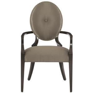 Bernhardt Jet Set <b>Customizable</b> Arm  Chair