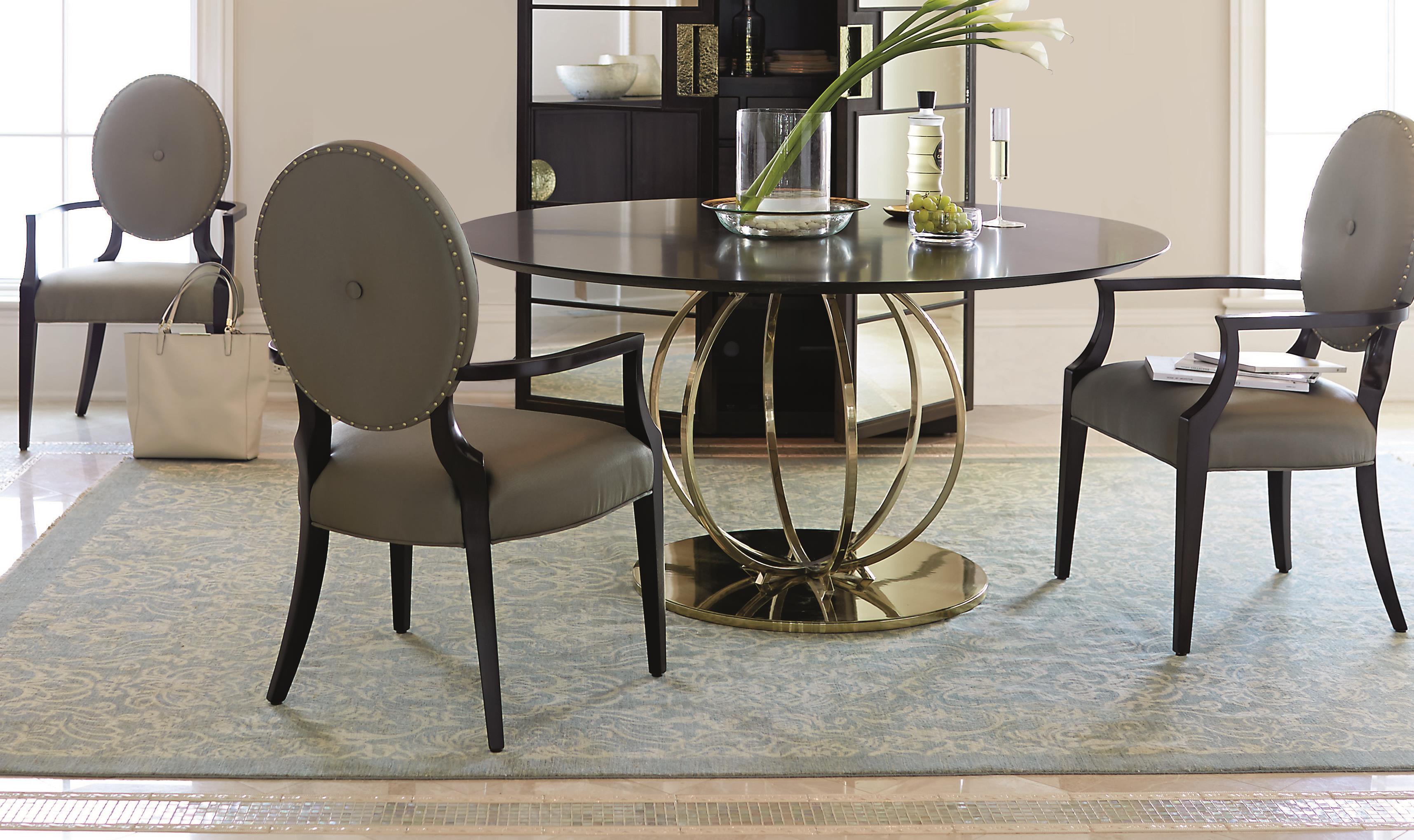 Bernhardt Soho Soho 5-Piece Dining Set - Item Number: 358134612
