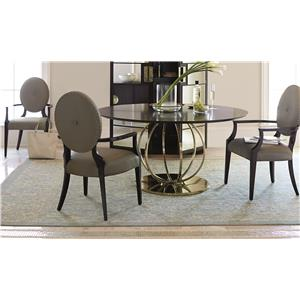 Bernhardt Soho Soho 5-Piece Dining Set