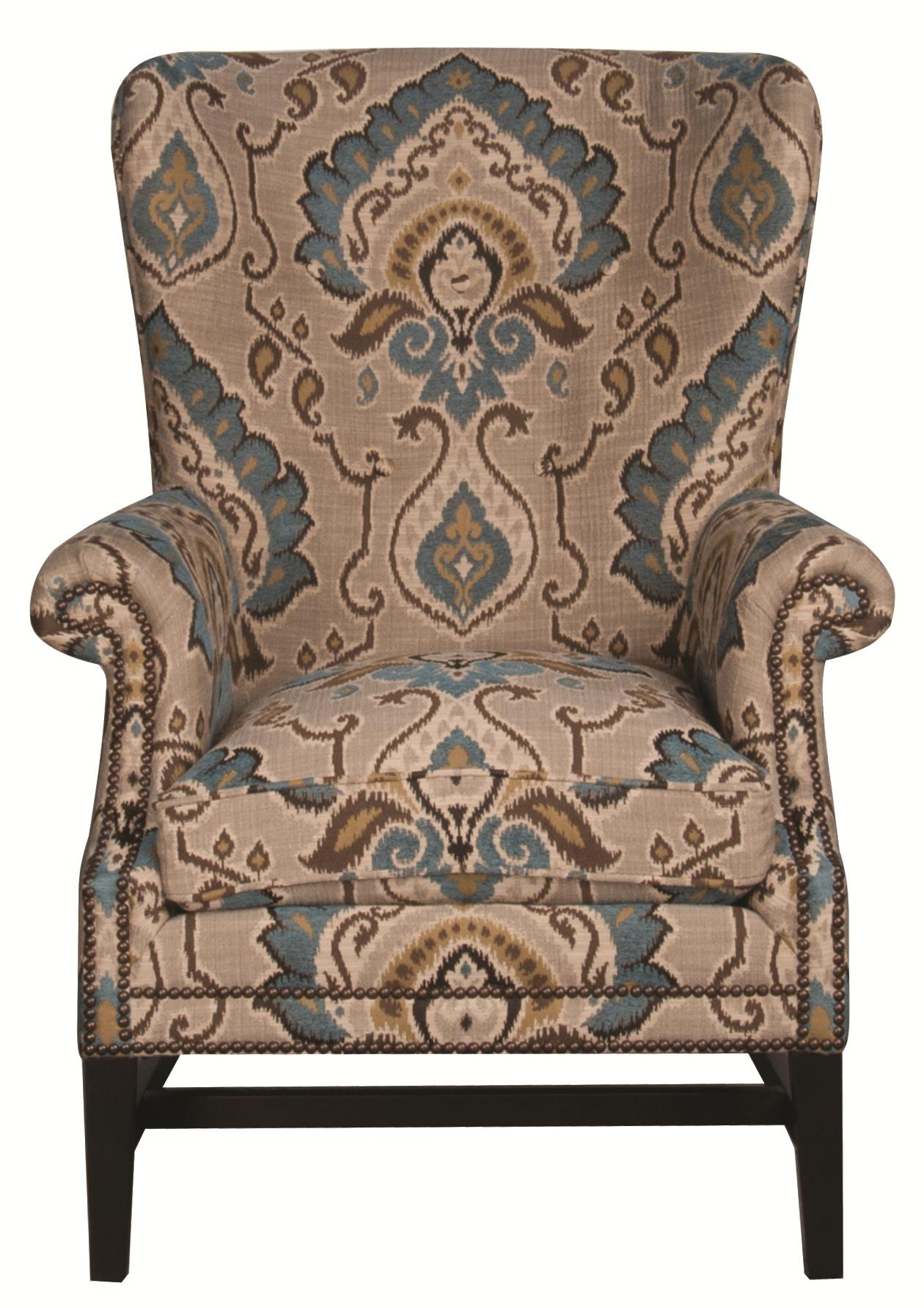 Bernhardt Joslyn Joslyn Accent Chair - Item Number: 110255595
