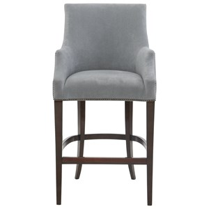 Bernhardt Keeley Bar Stool