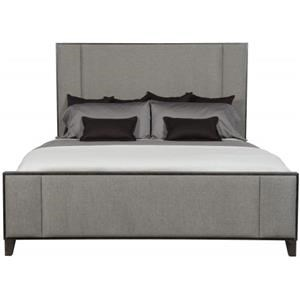 Linea King Upholstered Bed