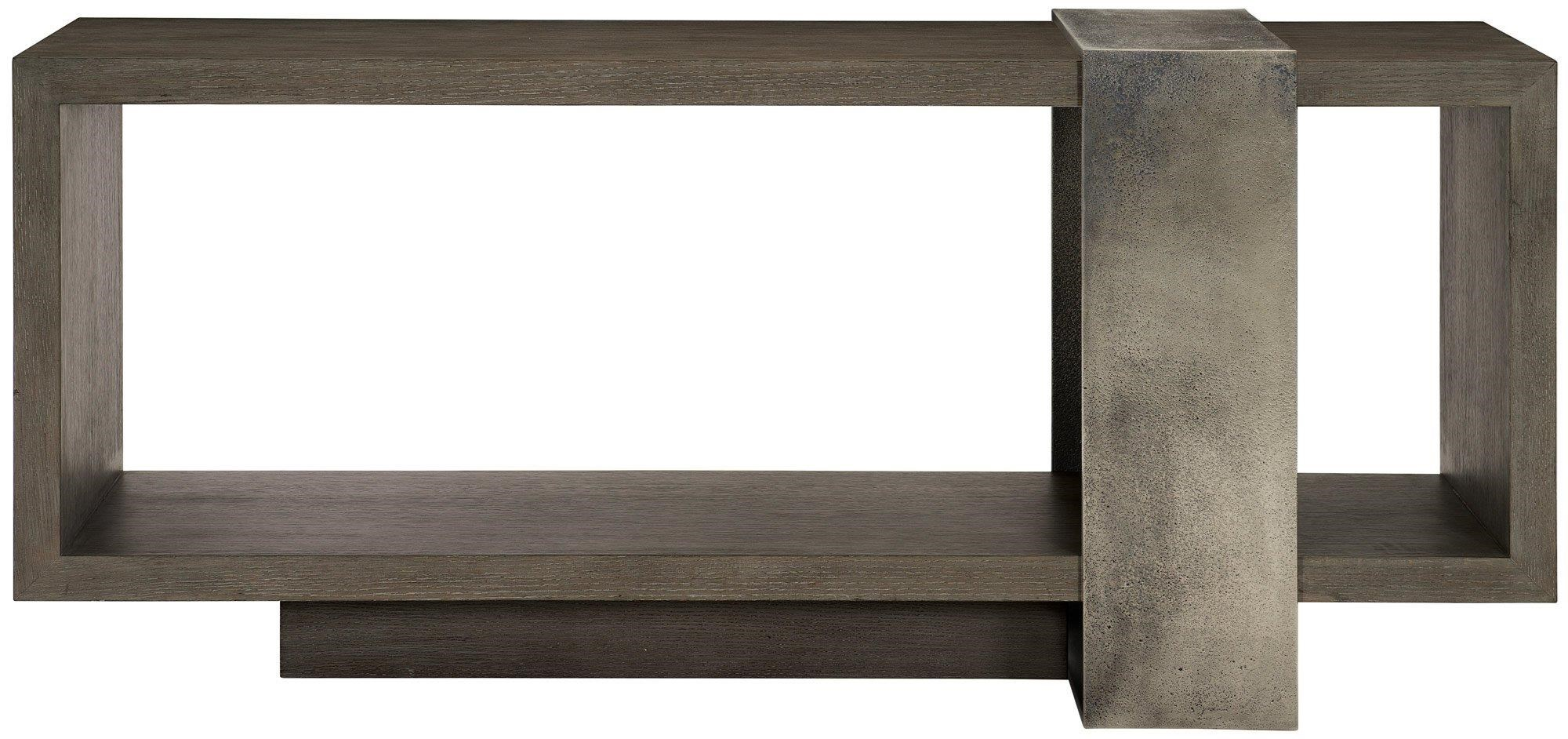 Linea Linea Console Table by Bernhardt at Morris Home