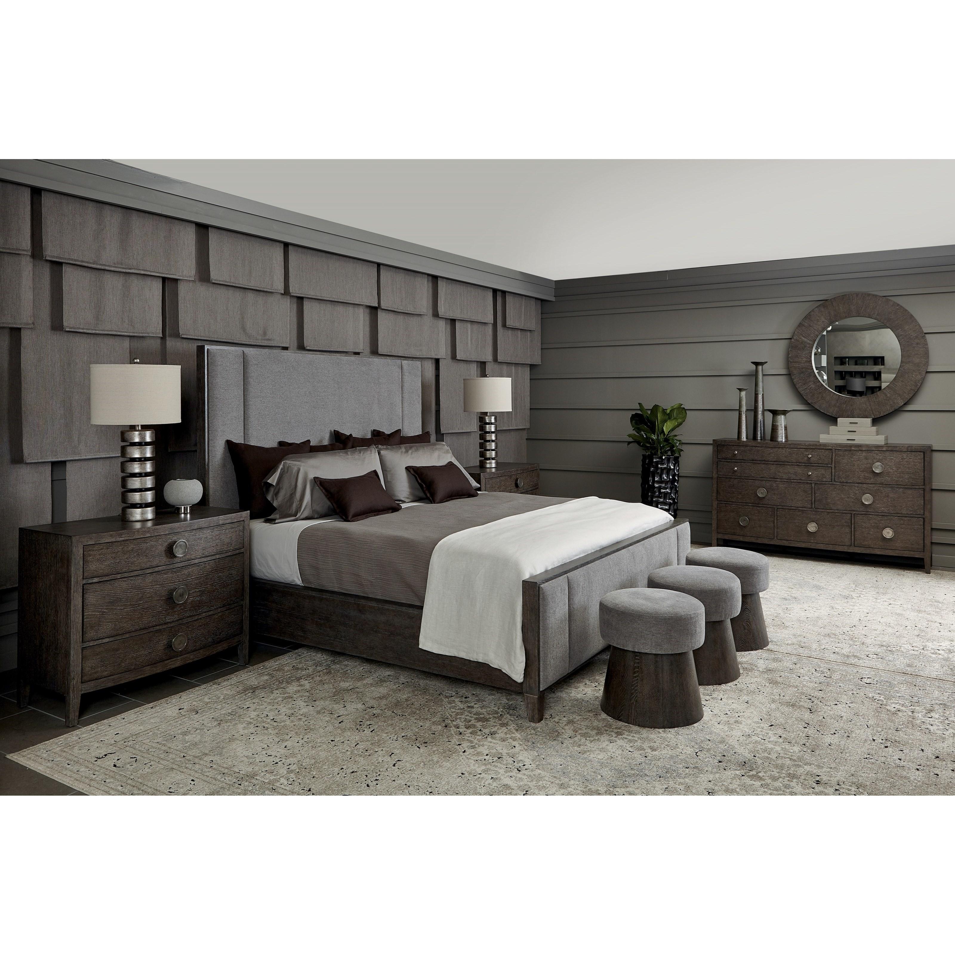 Bernhardt Linea Queen Bedroom Group Jacksonville