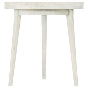 Booker Round End Table