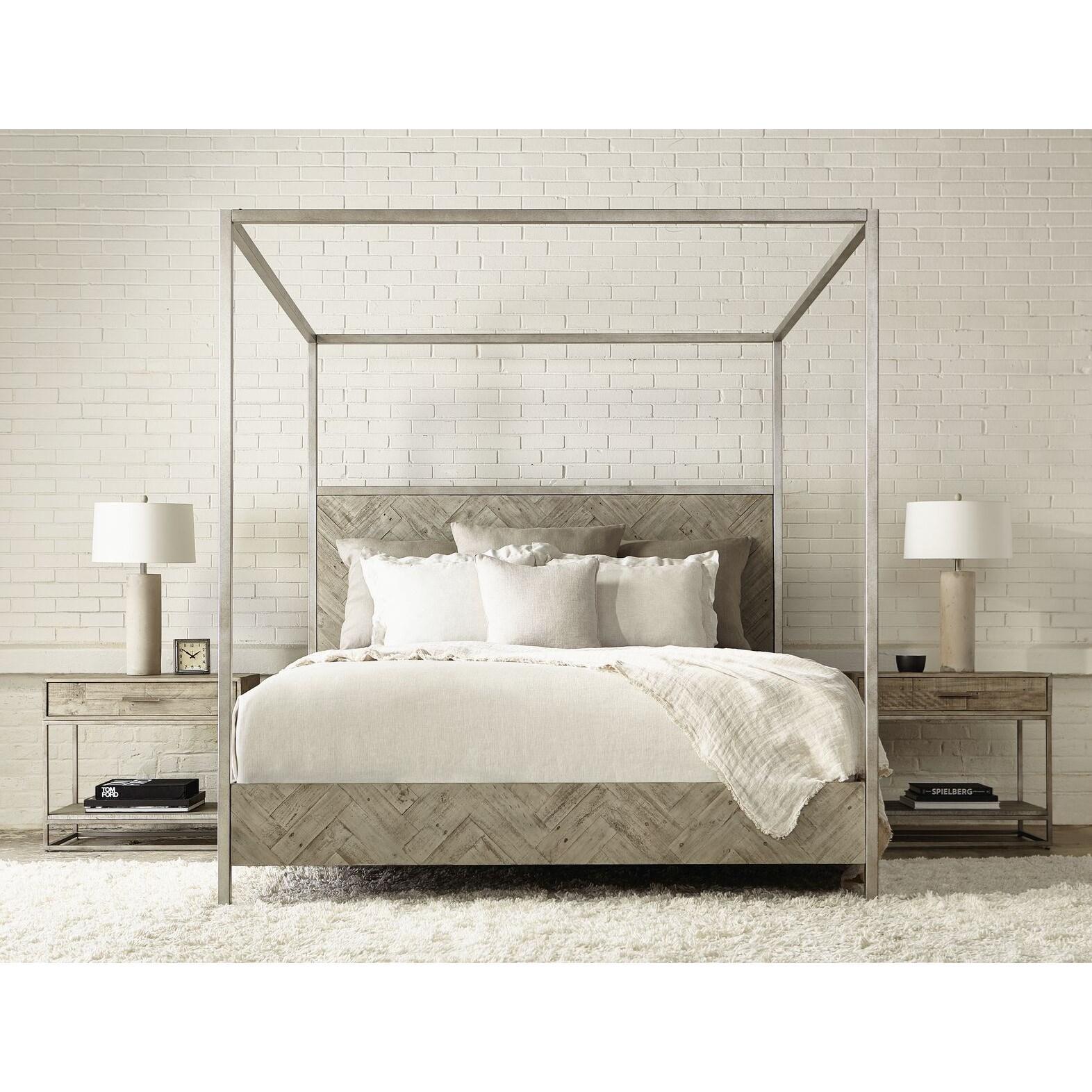 Bernhardt Loft Highland Park Bedroom Group Belfort Furniture Bedroom Groups