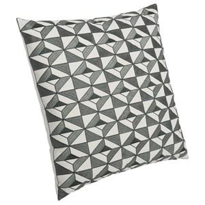 "Tile Embroidered Diamonds (23"" x 23"")"