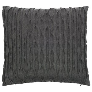 "Pleated Wool (22"" x 22"")"