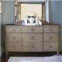 Bernhardt Marquesa Dresser with 9 Drawers