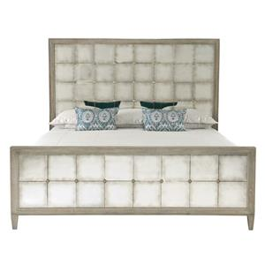 Bernhardt Marquesa King Mirrored Bed