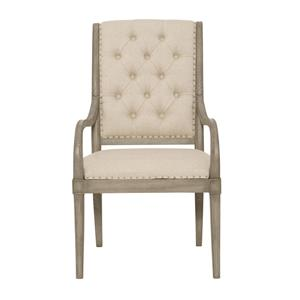 Bernhardt Marquesa Customizable Arm Chair