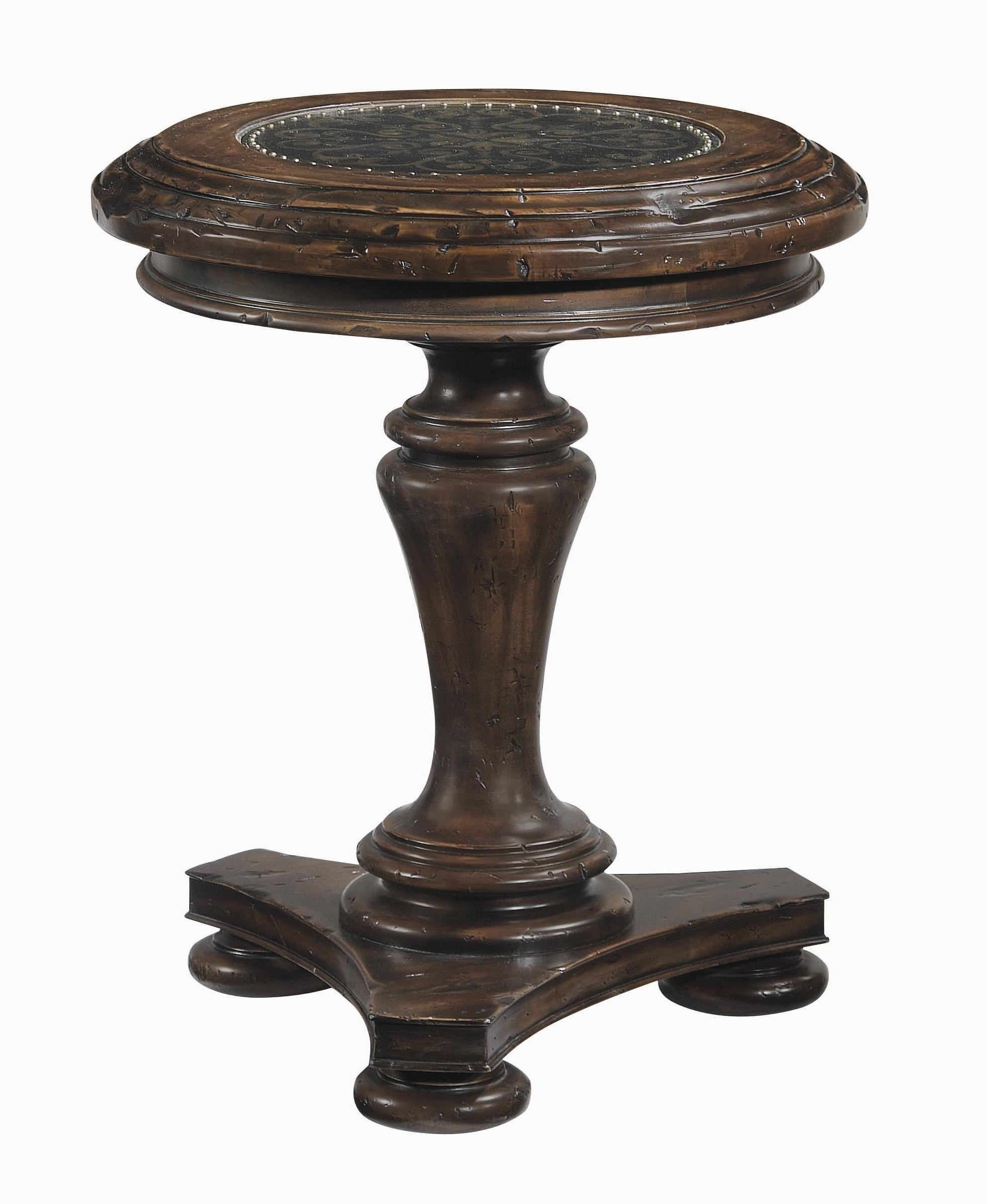 Bernhardt Manchester Manchester Chairside End Table - Item Number: 437-123