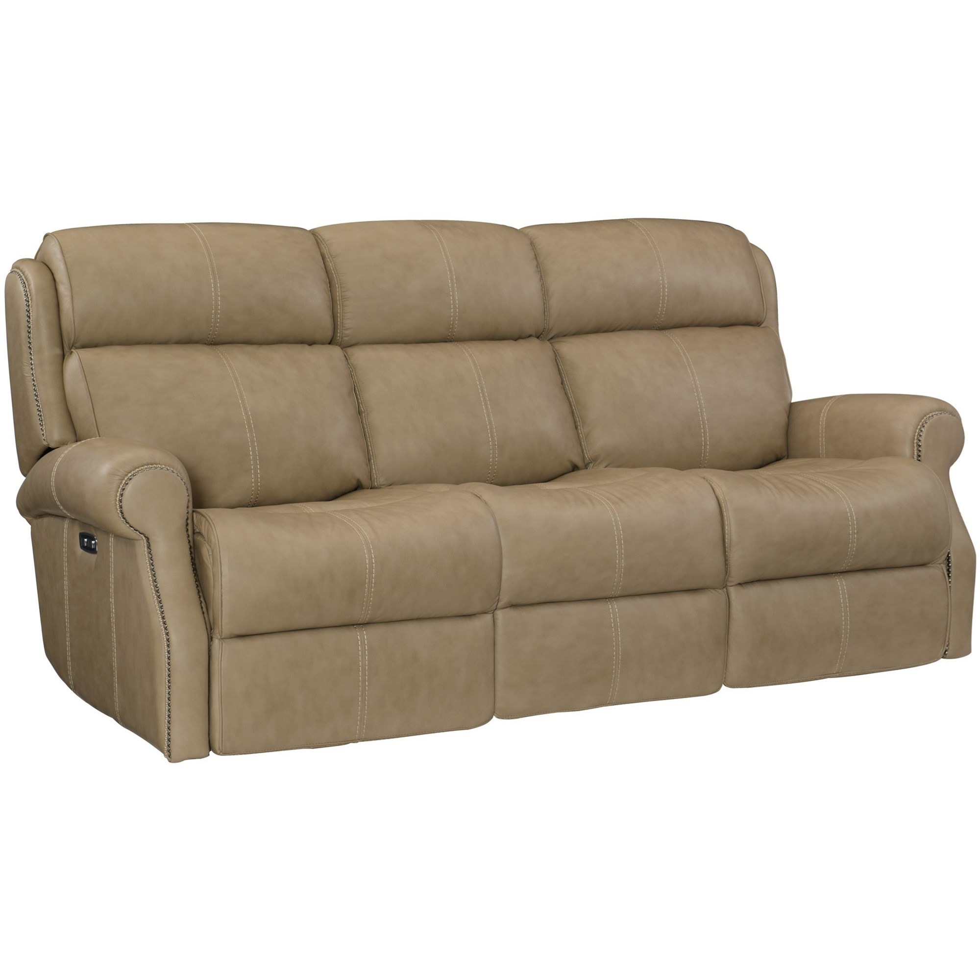 McGwire  Power Motion Sofa by Bernhardt at Baer's Furniture