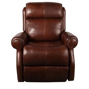 Mcgwire Leather Match Power Recliner