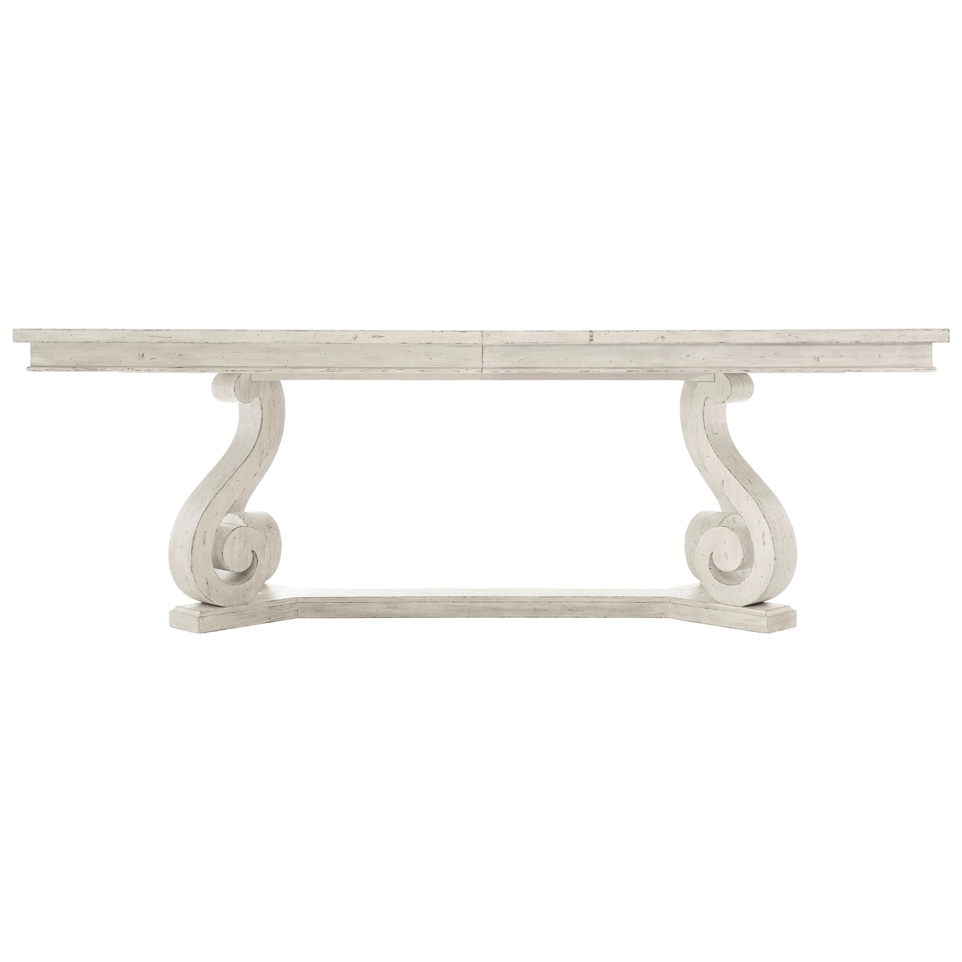 Mirabelle Rectangular Dining Table by Bernhardt at Baer's Furniture