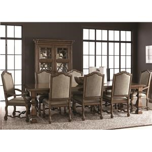 Bernhardt Montebella 5pc Dining Set